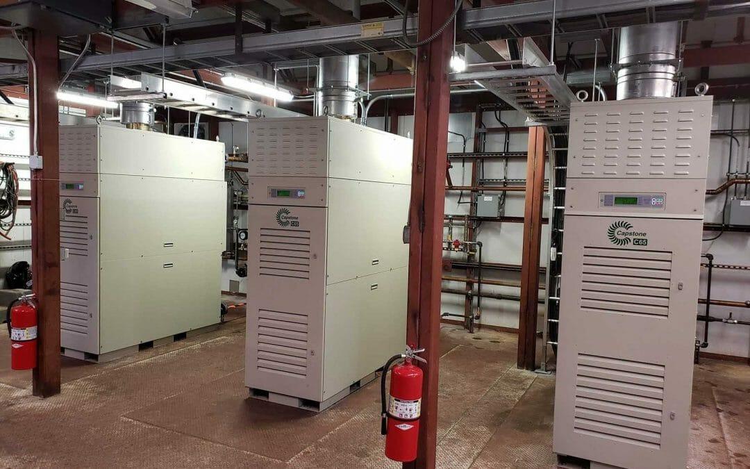 Walakpa Gas Field Microturbines